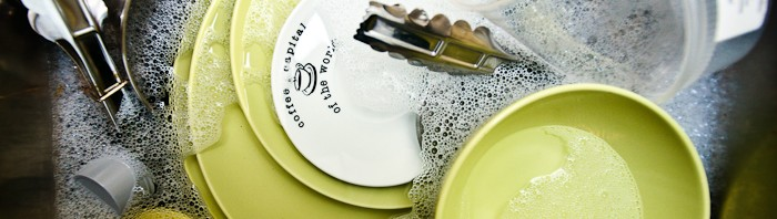Things I find confusing about British people #1 – soapy dish water
