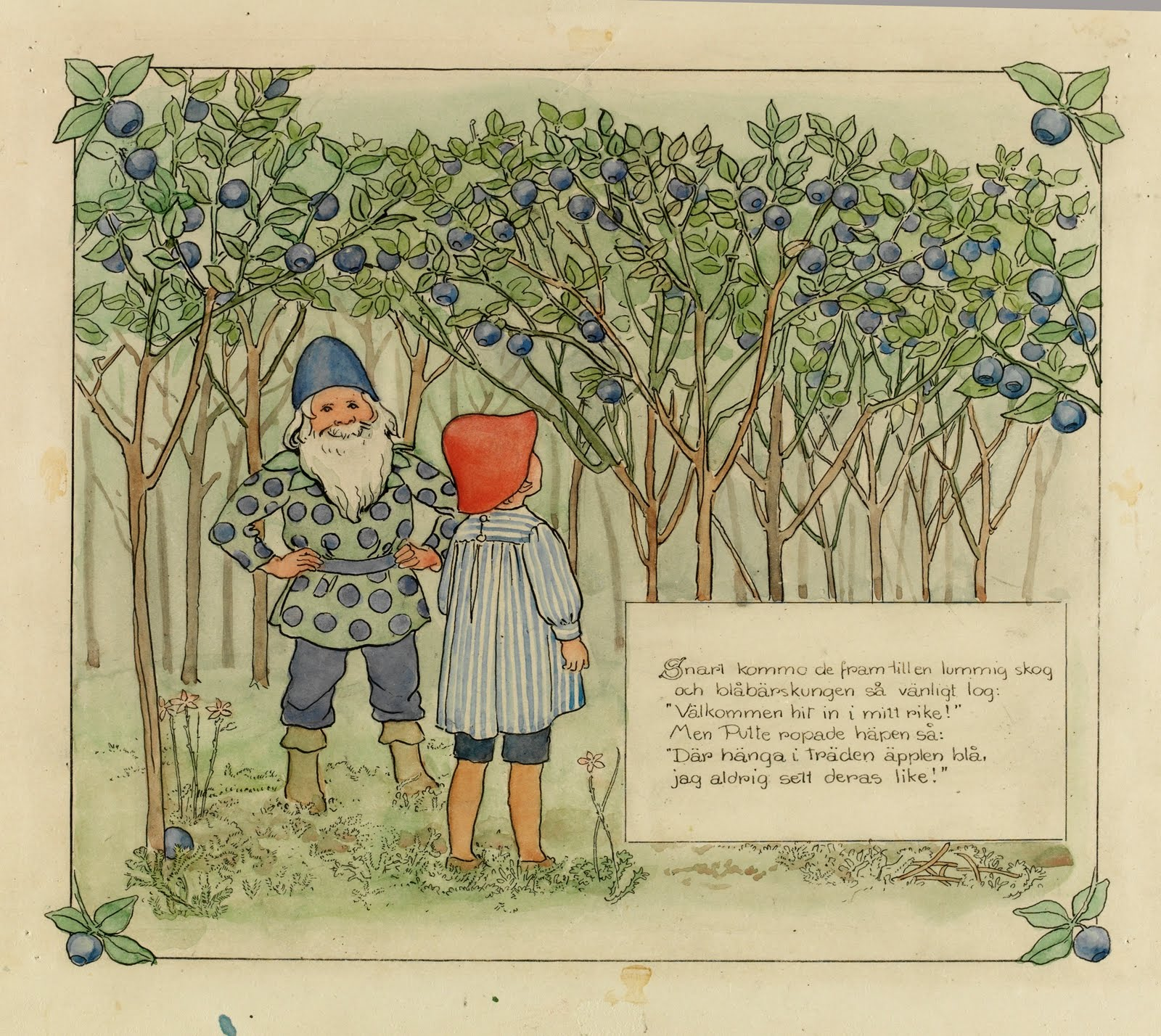 The fairytale art of Elsa Beskow – Life in the big smoke