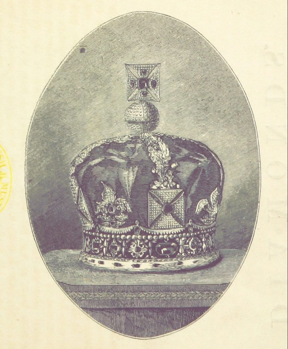 Diamonds. ... Extracted from Macmillan's Magazine. ... With a note on the Imperial State Crown and its Jewels, by J. Tennant